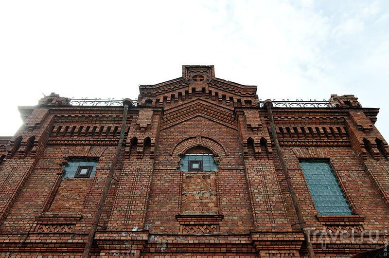 Кароста. Не тюрьма / Латвия
