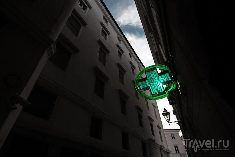 Триест - потертая жемчужина Италии / Фото из Италии