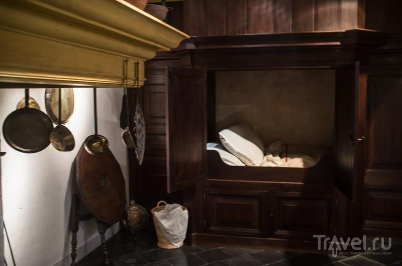 Дом Рембрандта в Амстердаме / Нидерланды