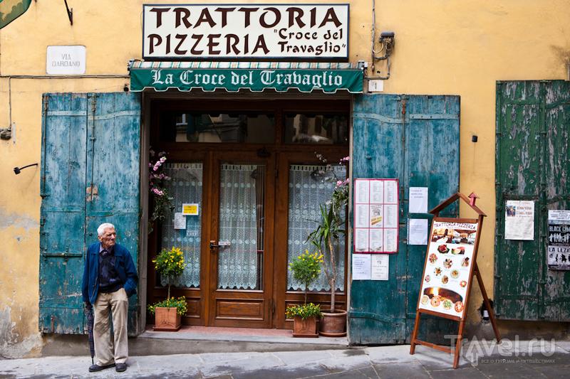Под солнцем Тосканы. Кортона / Италия