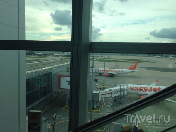 Британские аэропорты: краткий обзор и некоторые советы / Великобритания