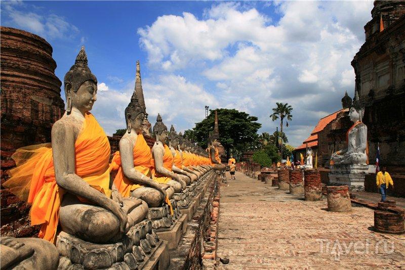 Аюттхая - древняя столица Таиланда / Таиланд
