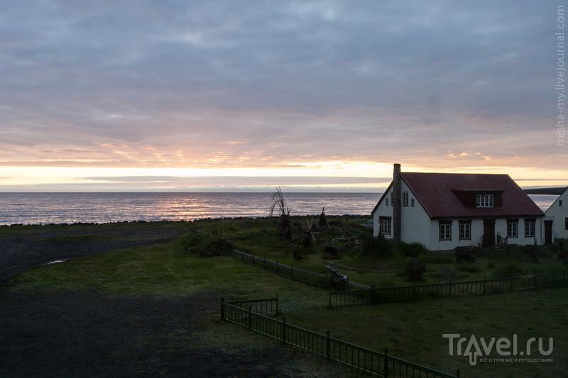 Путешествие в Исландию. Охота за китами, прогулка на лошадях и водопад Годафосс / Исландия