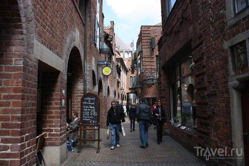 В городе Бремен, Германия / Фото из Германии