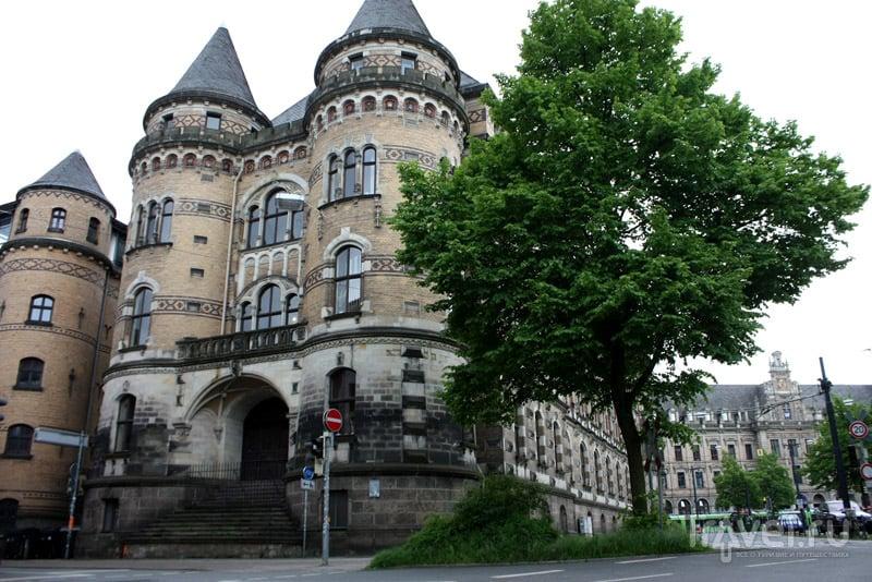 Старинные здания города Бремен, Германия / Фото из Германии