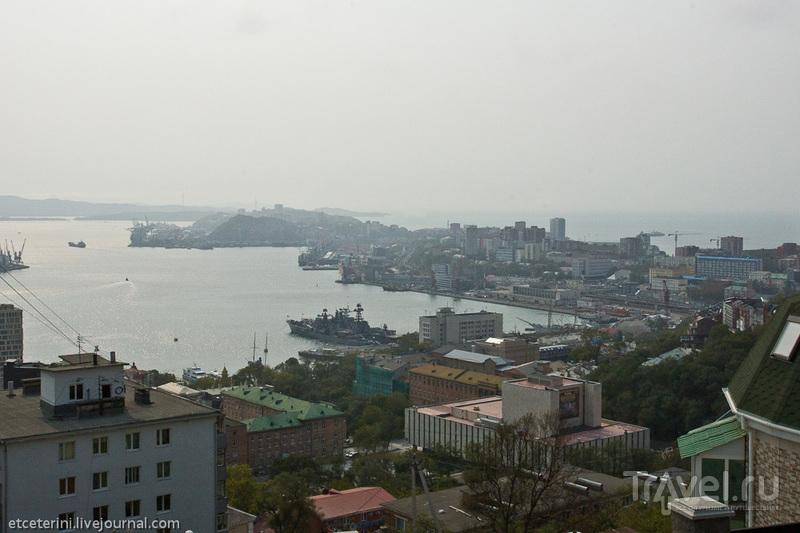 Район Эгершельд во Владивостоке, Россия / Фото из России