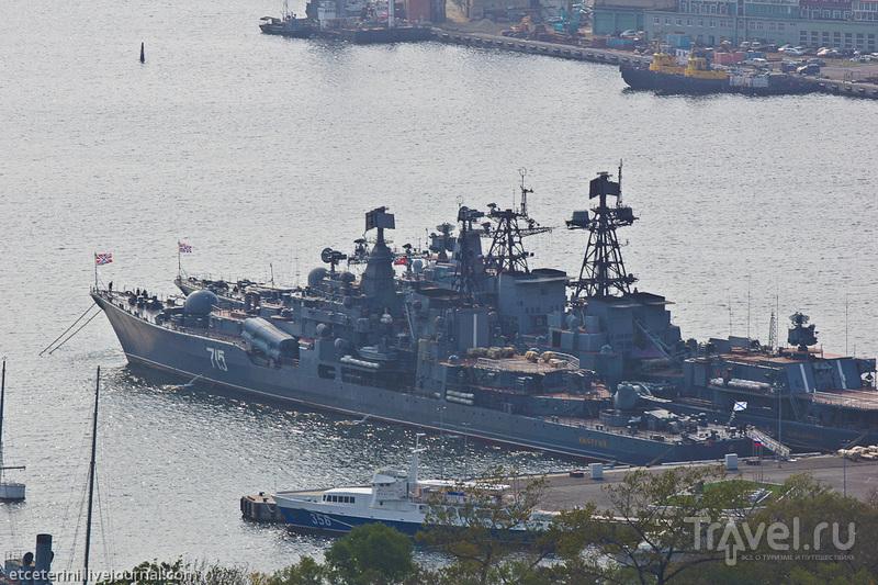 Город у моря: наследство АТЭС / Фото из России