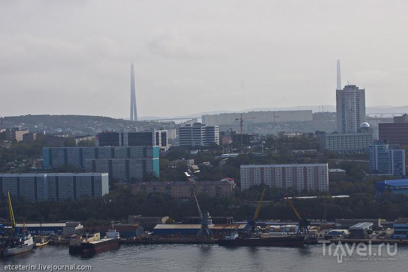 Полуостров Чуркина во Владивостоке, Россия / Фото из России