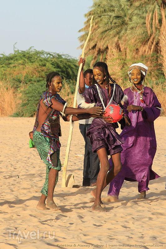 Нигер: Театр посреди Сахары. Ингол / Нигер
