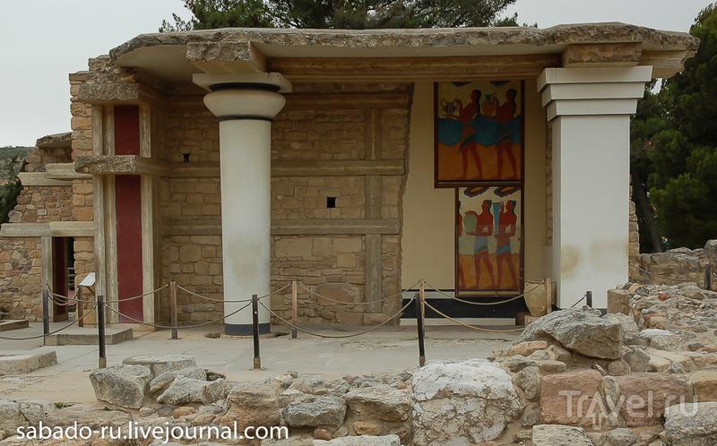 Кносский дворец / Греция