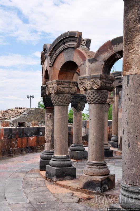 Археологический парк Звартноц, Армения / Армения