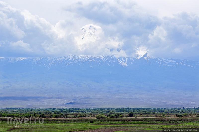 Большой Арарат. / Армения