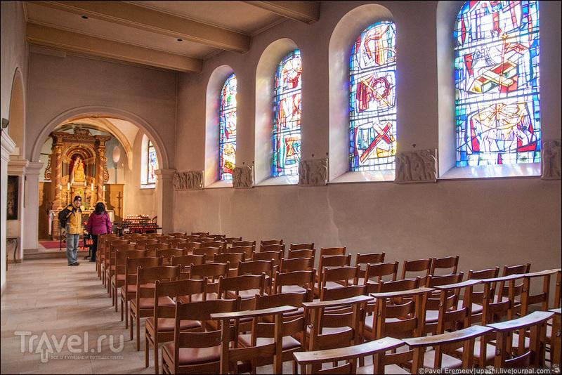 Люксембург и церкви / Фото из Люксембурга