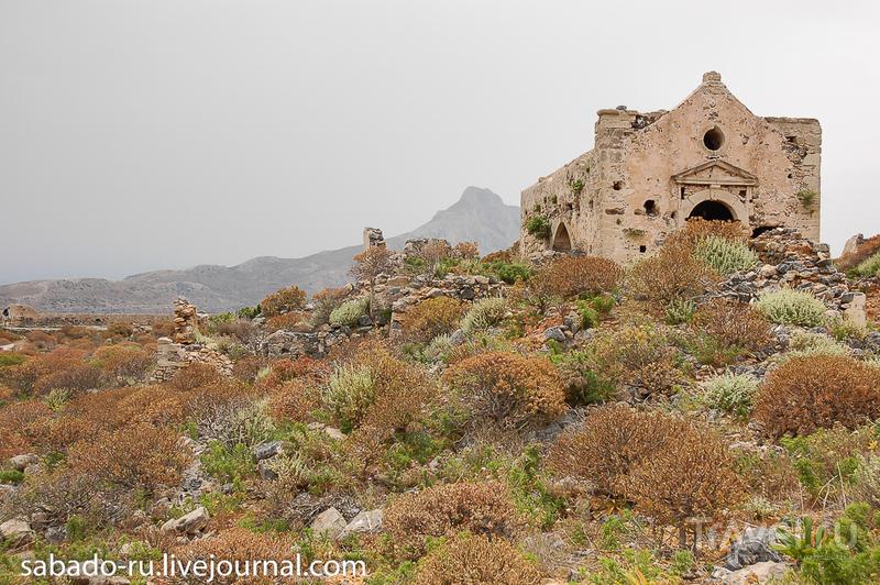 На острове Грамвуса, Греция / Фото из Греции