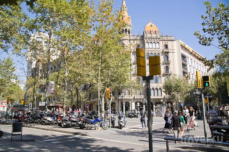 Cases Rocamora в Барселоне, Испания / Фото из Испании