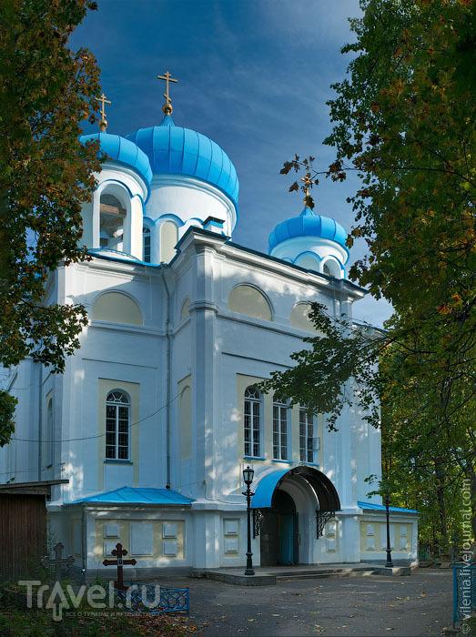 Знакомство с Карелией. Петрозаводск / Россия