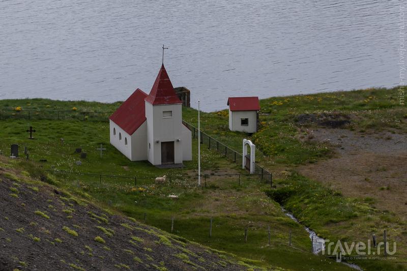 Путешествие в Исландию. Дорога к Западным фьордам / Исландия