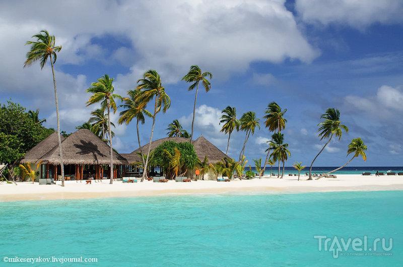 Мальдивы. Отель Constance Halaveli Resort