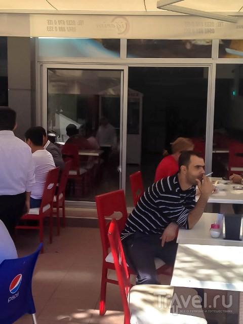 Традиционная кухня Северного Кипра / Кипр