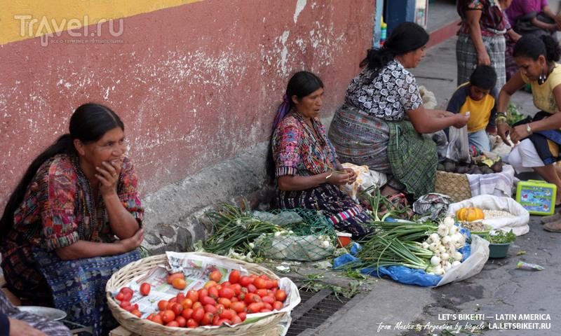 Место, где радуга обретает цвета / Гватемала