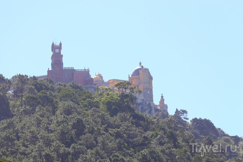 Синтра и мыс Рока / Португалия