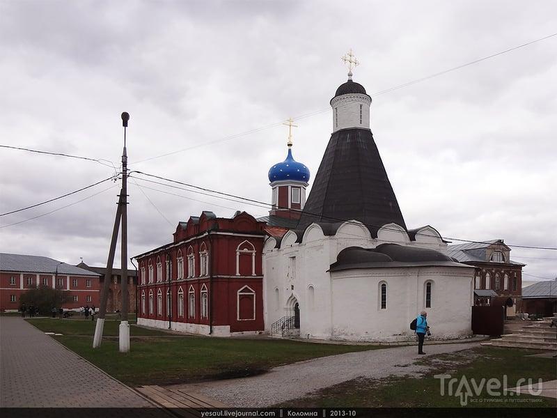 Успенская церковь в Коломне, Россия / Фото из России