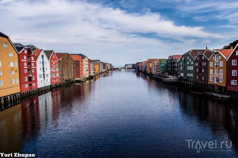 Вдоль северных морей. Дорогами Норвежского моря / Норвегия