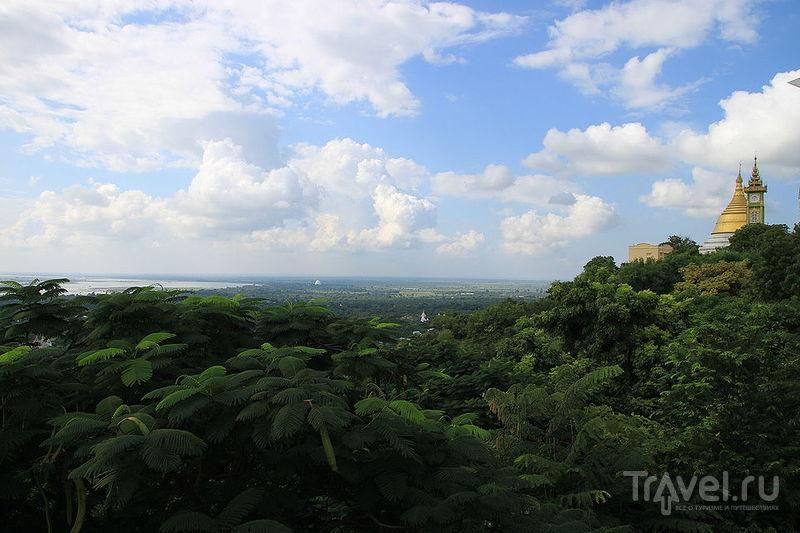 В городе Сагайн, Мьянма / Фото из Мьянмы