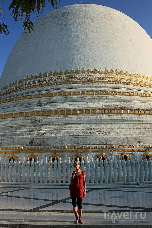 Пагода Куангмудо в Сагайне, Мьянма / Фото из Мьянмы