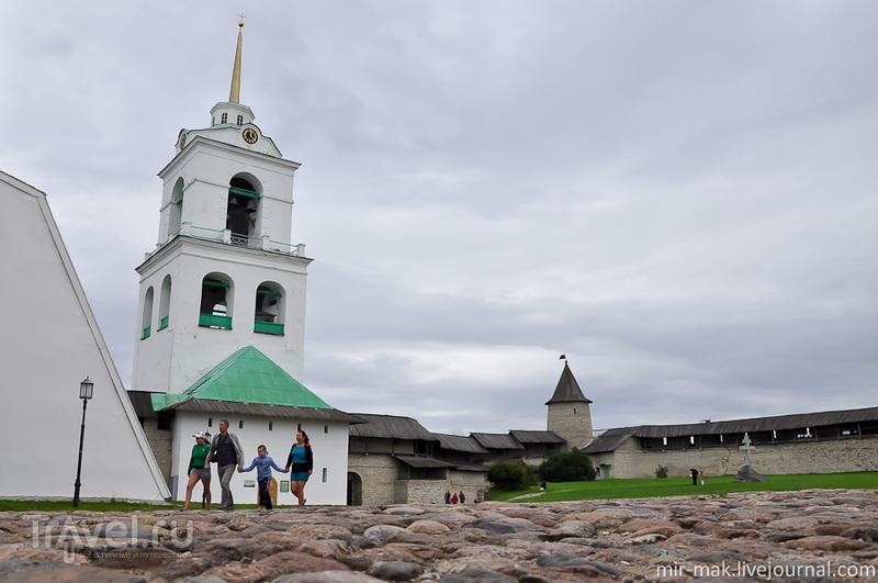 Псковский Кром / Фото из России