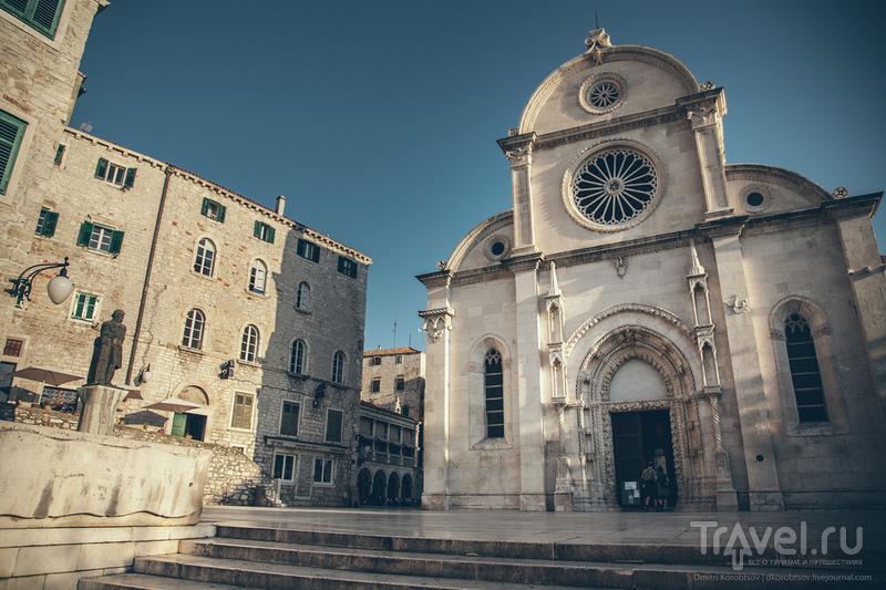 Собор Святого Иакова в Шибенике, Хорватия / Фото из Хорватии