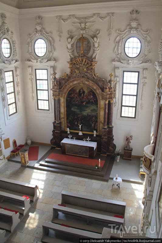 Moritzburg - охотничий замок саксонских курфюрстов / Фото из Германии