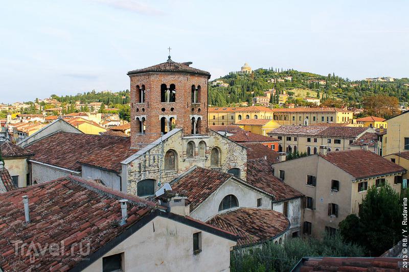 В городе Верона, Италия / Фото из Италии