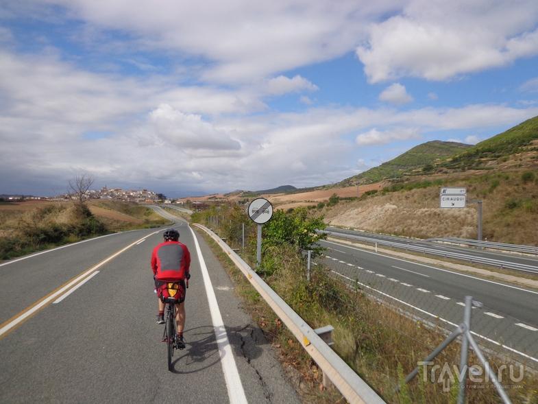 Качественный дублер автомагистрали. / Испания