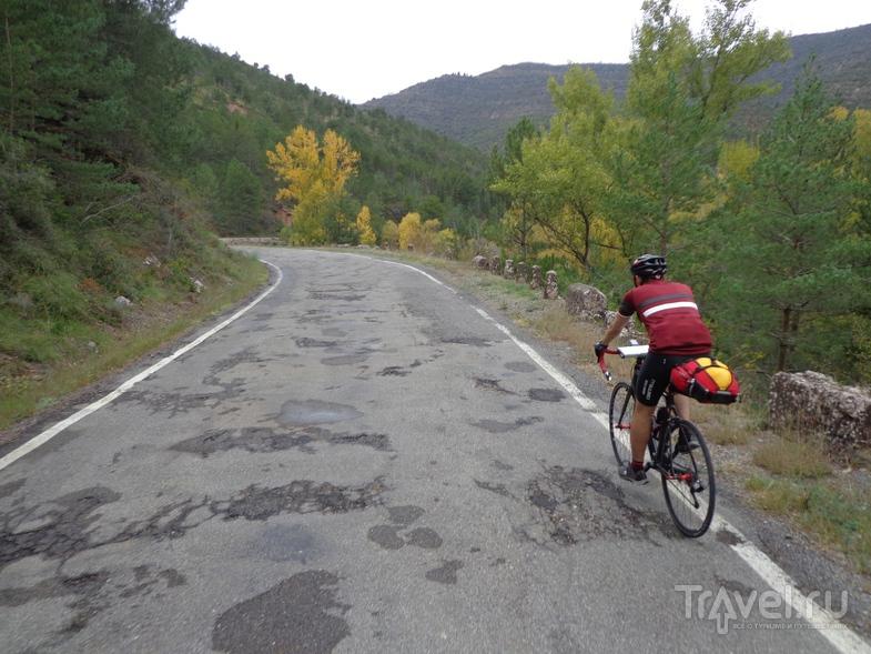 Дорога A-1205 локального значения. / Испания