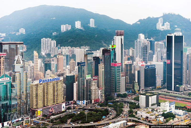 В Гонконге / Фото из Гонконга