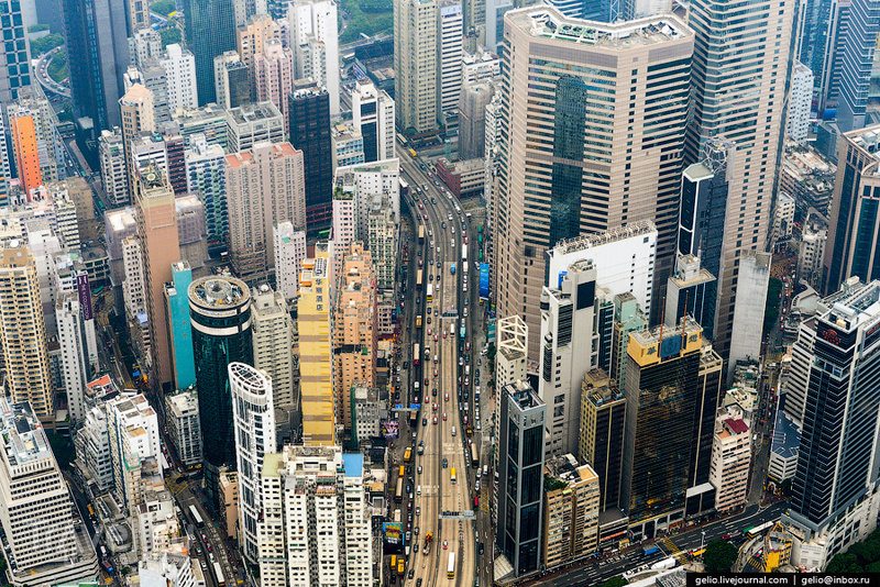 Route 1 в Гонконге / Фото из Гонконга