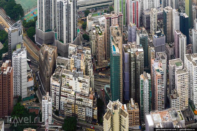 MTR Tin Hau Station в Гонконге / Фото из Гонконга