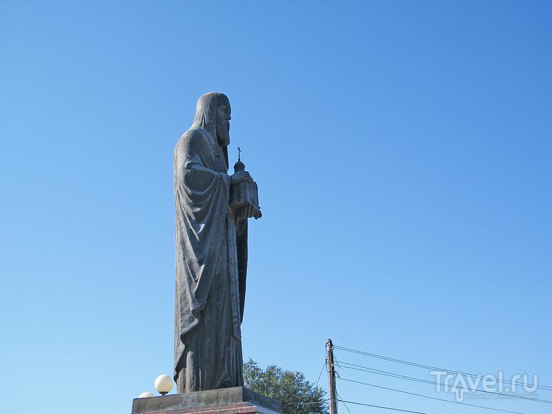 Статуя Сергия Радонежского / Фото из России