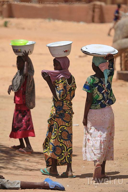 Нигер: Театр посреди Сахары. Агадес - Зиндер / Фото из Нигера