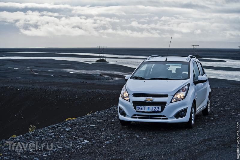 Мой транспорт в Исландии и общая информация о путешествии / Исландия