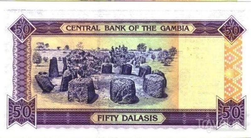 Каменные кольца Вассу / Гамбия