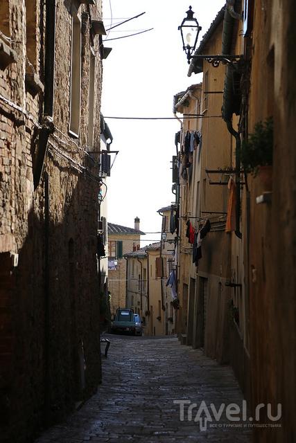 Сан-Джиминьяно и Вольтерра / Италия