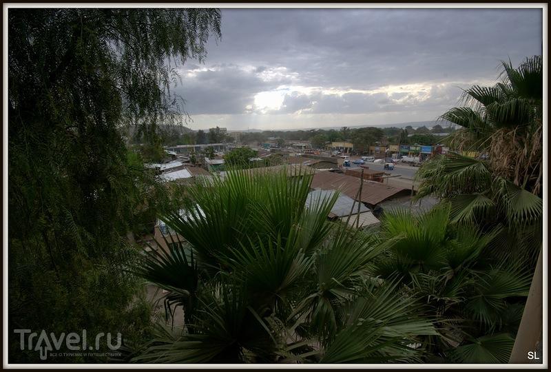 В городе Аваш, Эфиопия / Фото из Эфиопии