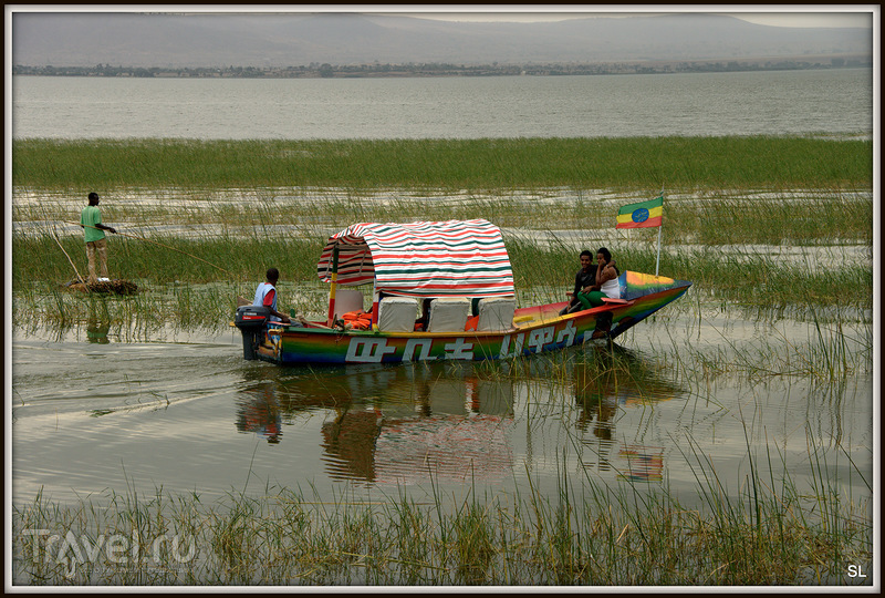 Озеро Аваш / Фото из Эфиопии