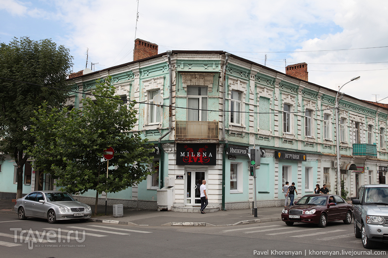 Северная Осетия. Владикавказ / Фото из России