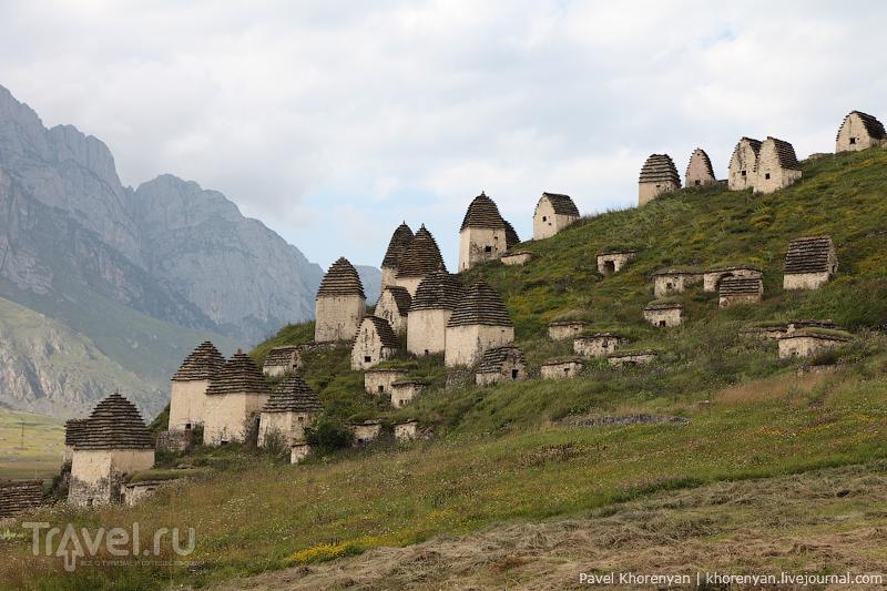 Северная Осетия. Верхний Фиагдон - Даргавс - Кармадон / Фото из России