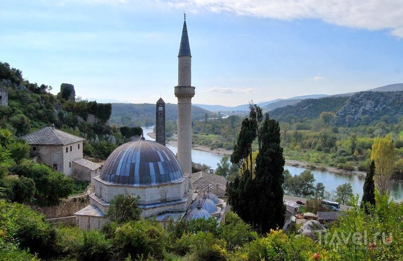 Крепость Почитель / Босния и Герцеговина
