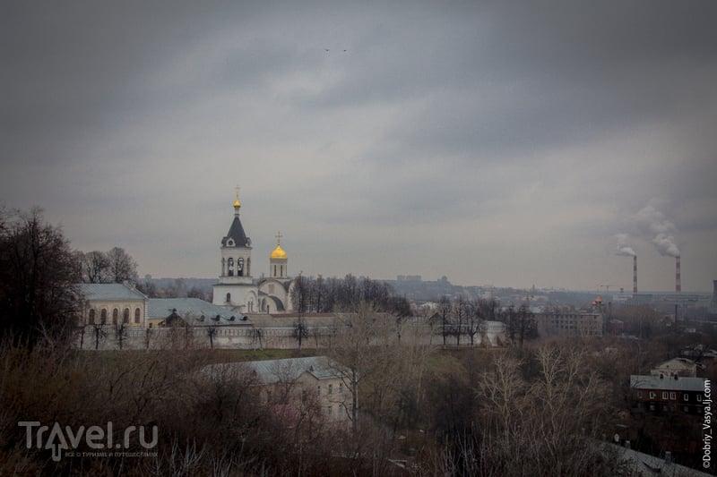 Прогулка в пасмурный день по Владимиру / Россия
