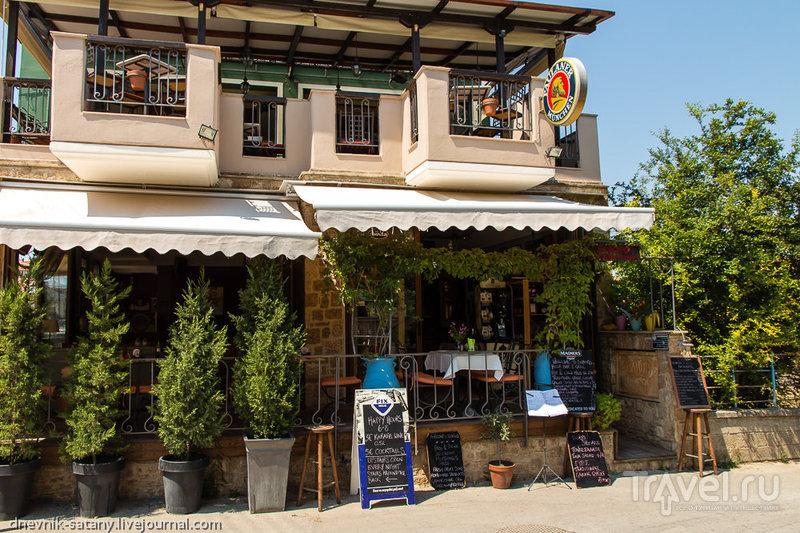В деревне Афитос, Греция / Фото из Греции